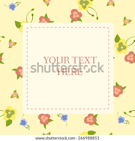 Congratulations on mothers day happy birthday stock vector royalty congratulations on mothers day happy birthday invitation to the feast greeting card with m4hsunfo