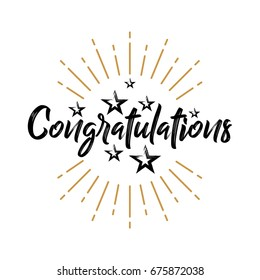 Congratulations Images, Stock Photos & Vectors | Shutterstock