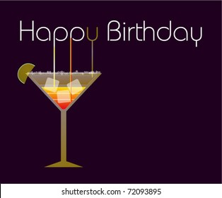 Birthday Cocktail Images Stock Photos Vectors Shutterstock