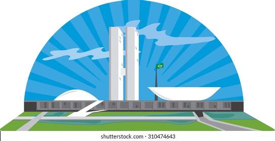 Congress - Brasilia Brazil