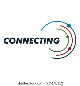 Connecting logo