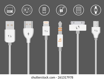 Connectors and sockets for PC and mobile devices
