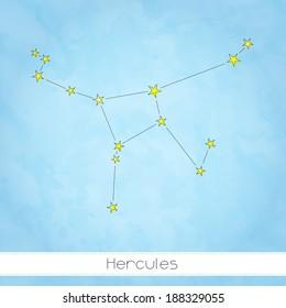 Constellation Hercules