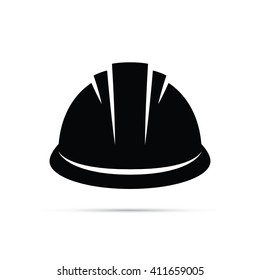 Construction Hard Hat Icon