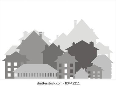 construction real estate icon