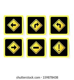 Construction signage : Illustration EPS10