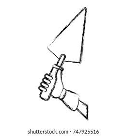 Construction spatula tool