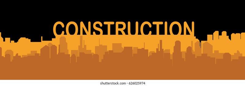 Construction text