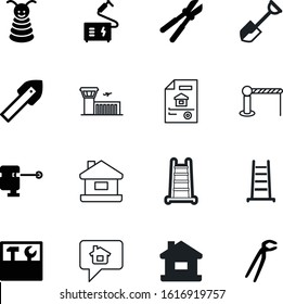 construction vector icon set such as: colorful, welder, meter, crossing, mail, welding, dig, snow, lease, new, fun, gardening, boring, organic, inverter, document, adjustable, auger, handy, airplane