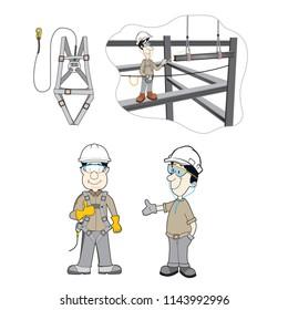 Construction Worker, Industry, Building