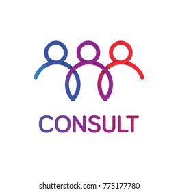 consulting logo for business