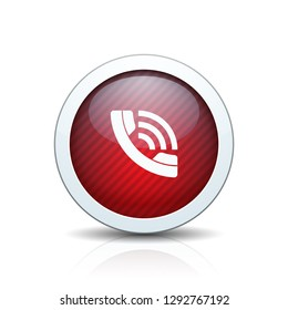 Contact Call Phone button illustration