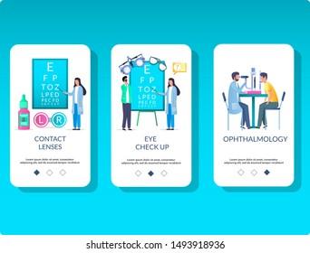 Eye Test Cartoon Images, Stock Photos & Vectors   Shutterstock
