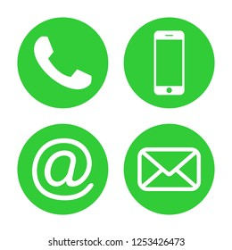 Contact us icons. Phone icon vector. Call icon vector. mobile phone smartphone device gadget. telephone icon