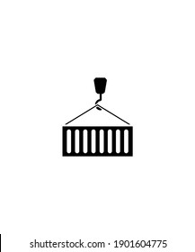 container icon,vector best flat icon.