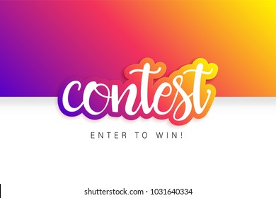 https://image.shutterstock.com/image-vector/contest-banner-tournament-giveaway-colorful-260nw-1031640334.jpg