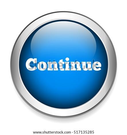 Continue Button」のベクター画...