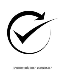 Continuous Convenience Icon Vector Draw