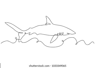 Outline Drawing of Fish Images, Stock Photos & Vectors