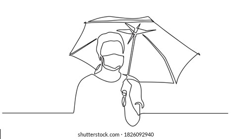 View Person Holding Umbrella Reference Pics