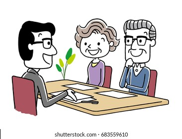 Contract, consultation, meeting