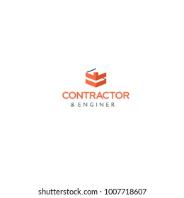 Contractor & Engineer logo