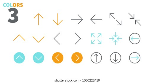 Control UI Pixel Perfect Well-crafted Vector Thin Line Icons 48x48 Ready for 24x24 Grid for Web Graphics and Apps with Editable Stroke. Simple Minimal Pictogram Part 2-4