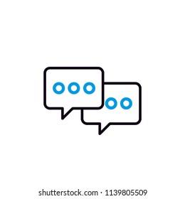 Conversation & Discussion Icon
