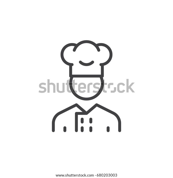 Chief Cook. Waiter Man With Baked Chicken Dish. Cartoon Cook.. Royalty Free  Cliparts, Vectors, And Stock Illustration. Image 56814230.