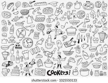 cookery doodle set