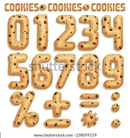 Choco Cookie Font Samsung - #GolfClub