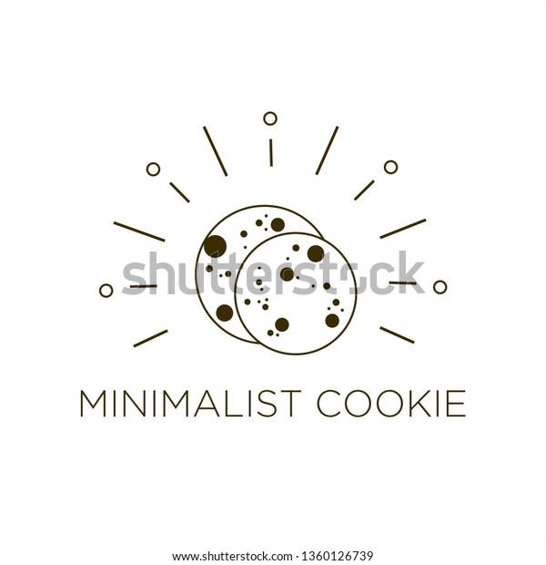 cookies logo design inspiration cookies logo stock vector royalty free 1360126739 https www shutterstock com image vector cookies logo design inspiration template simple 1360126739