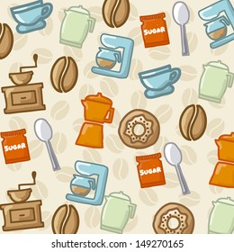 cooking icons over pink background vector illustration