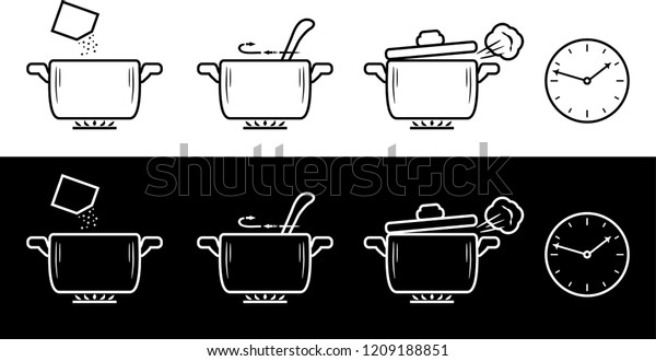 cooking-method-four-steps-black-600w-120