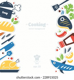 Page Border Food Images Stock Photos Vectors Shutterstock