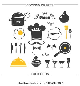 Cooking objects collection