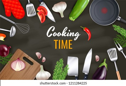 Cooking Wallpaper Bilder Stockfotos Vektorgrafiken Shutterstock