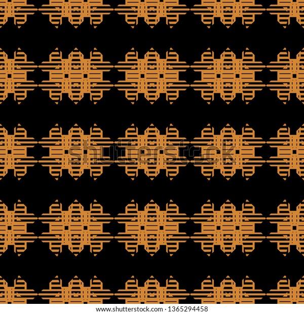 cool black orange art deco 600w 1365294458