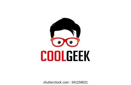 Cool Geek Logo