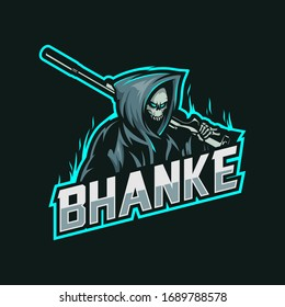cool logo for the esport team