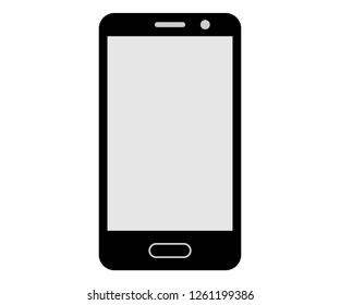 Cool Smartphone Vector Icon