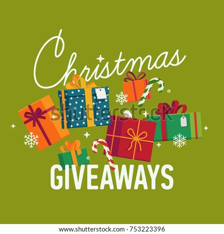 Christmas giveaways and contests