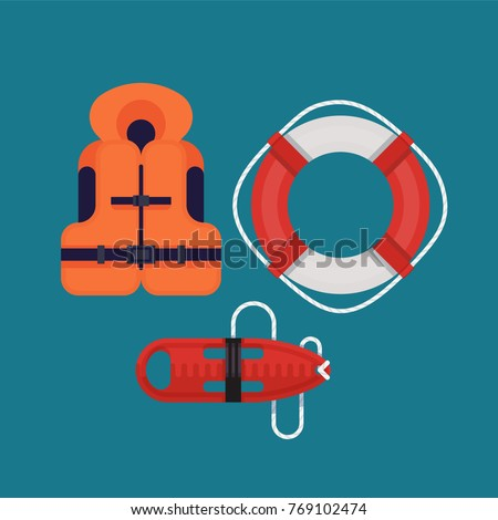 a07822b42ac Cool Vector Design Elements On Safety Stock Vector (Royalty Free ...