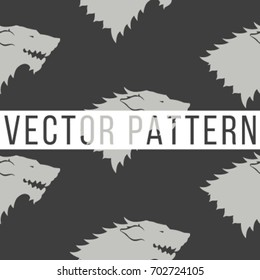Cool vector seamless pattern