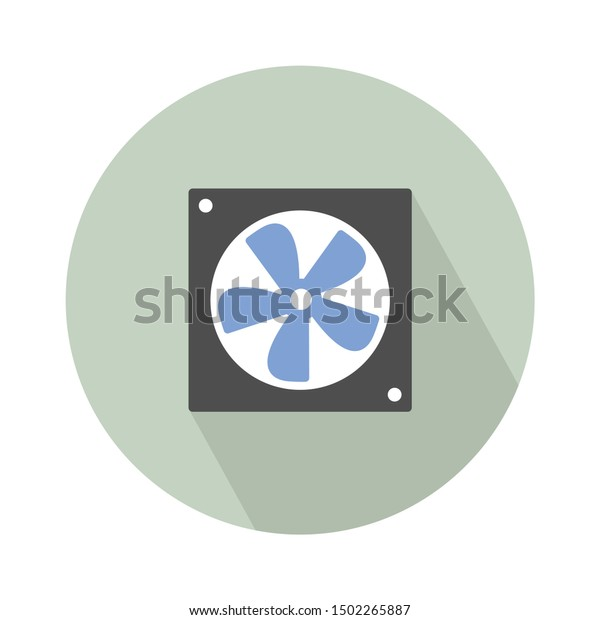 cooling fan icon - From web, universal and Miscellaneous Icons set