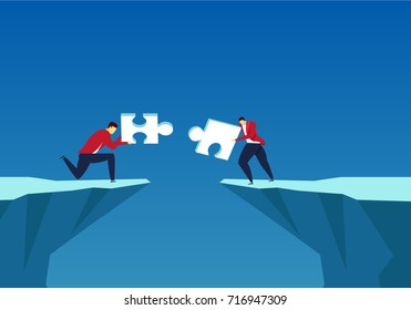Cooperation through the dilemma