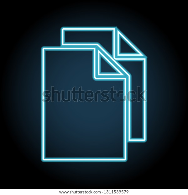 Download Neon App Glyphs Wallpapers