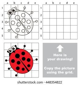 handwriting practice sheet educational children game のベクター画像