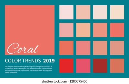 2019 Color Trend Images, Stock Photos & Vectors | Shutterstock