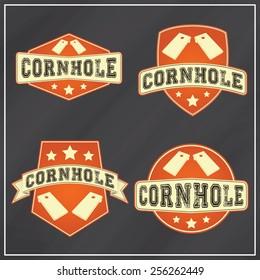 Corn Hole Logos